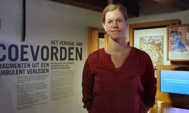 Stefanie Ottens verlaat museum