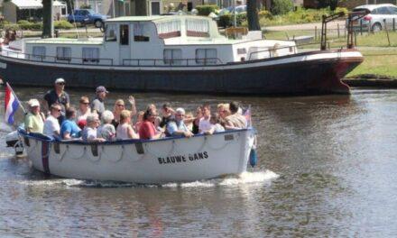 Havenvereniging houdt rondvaarten
