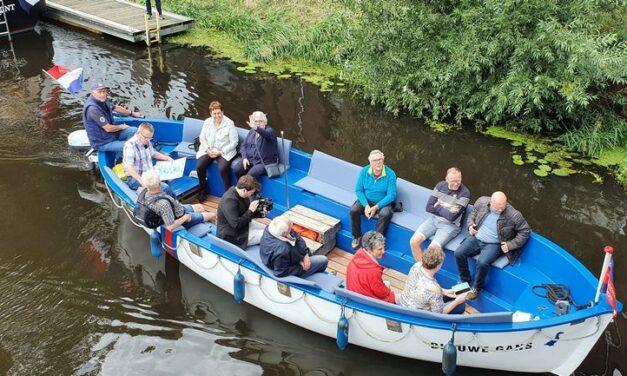 Havenvereniging houdt eerste rondvaart