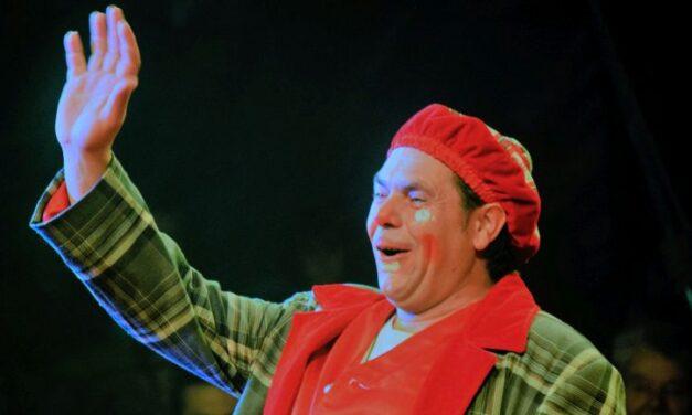 Circus Bossle staat nu in Schoonoord