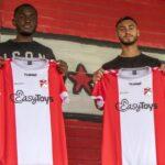 Luzayadio en Toufiqui verdienen contract