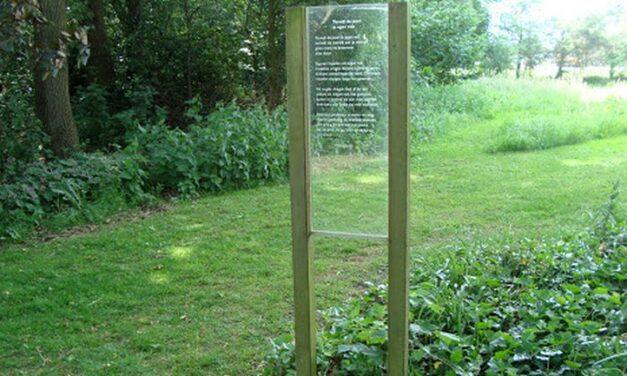 Tip: de Dichtersroute in Aalden en Zweeloo