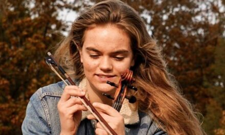 Kaylee Landhuis wint Popsport Drenthe