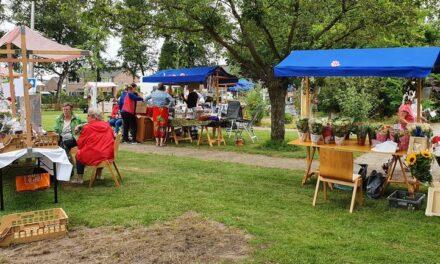De Schutse beleeft leuke zomermarkt