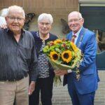 Echtpaar Kuipers 60 jaar getrouwd