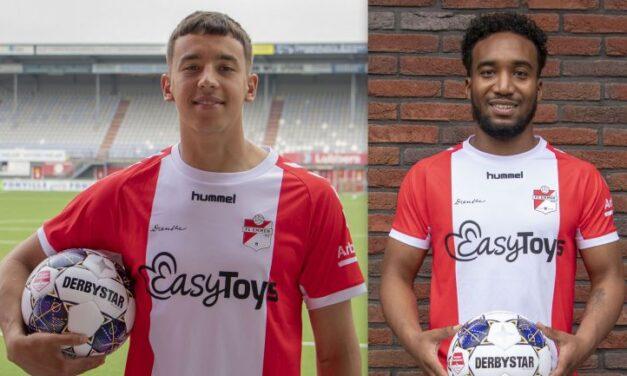 Assehnoun en Burnet naar FC Emmen