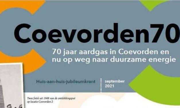 Debat rond zeventig jaar aardgas in Coevorden