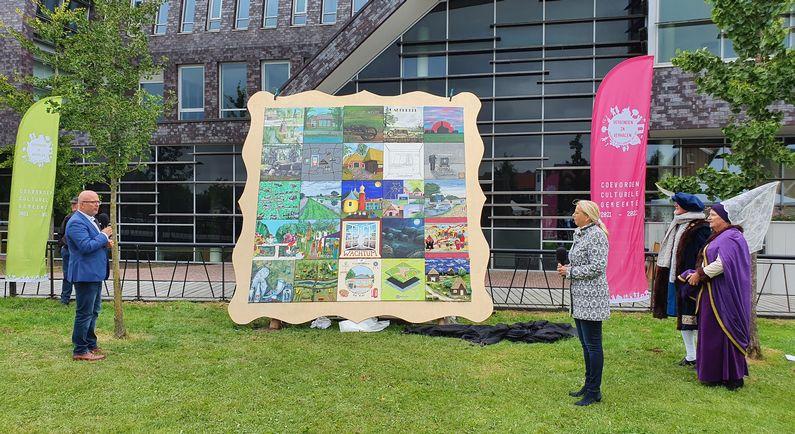 Dorpen en stad zorgen voor mooie opening cultureel jaar (veel foto's en filmpjes)