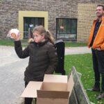 Panta Rheischool krijgt sport- en spelpakket van Coop