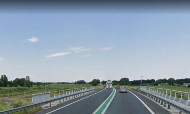 N34 tussen Coevorden en Gramsbergen tijdelijk dicht